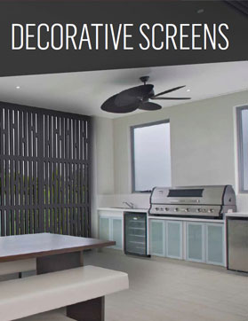 EasyScreen Decorative Screens