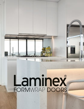 Laminex FormWrap Doors & Panels