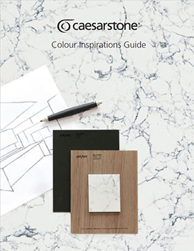 Colour Inspirations Guide - Polytec & Caesarstone